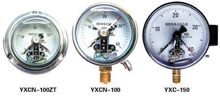 电接点压力表_上海自亿自动化仪表有限公司